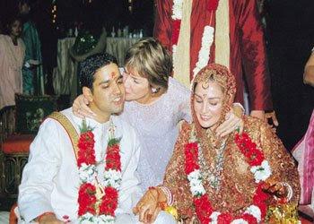 NoorJehan27sgranddaughterSoniaJehan - Pakistani Celebrities Wedding