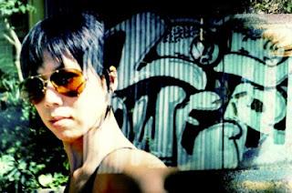 Xaga - reality HK - graffiti BCN (LCA - Lomo Kompakt Automat)
