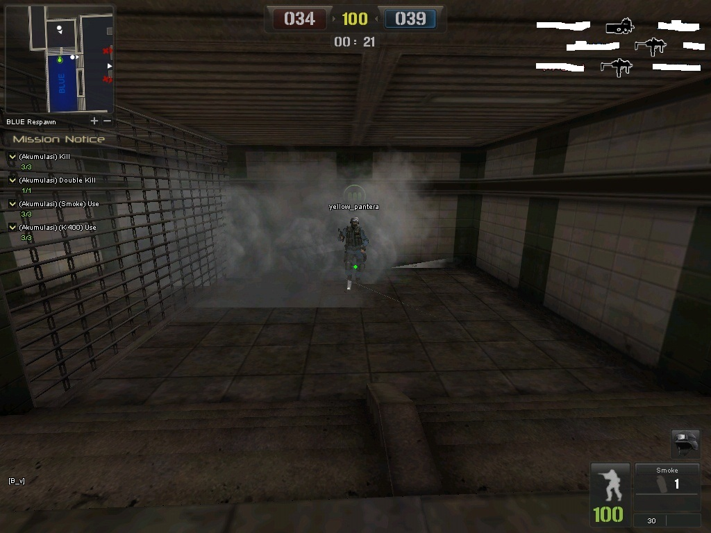 Cheat Point Blank Update Infinity Ammo Granat Smoke