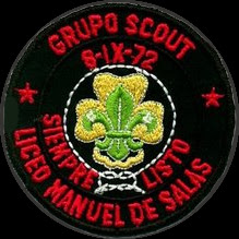 Parche de Grupo 1990