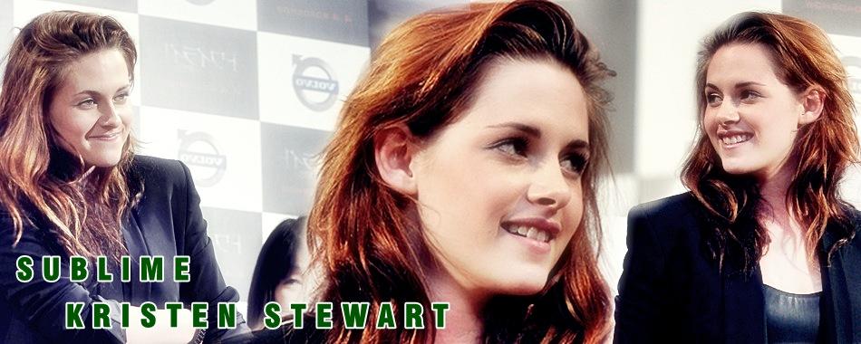 Sublime Kristen Stewart: A Sua Melhor Fonte sobre Kristen Stewart