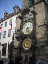 Praha Rådhusklokken