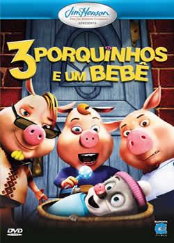 Assistir Online Filmes 3 Porquinhos e um Bebê Dublado