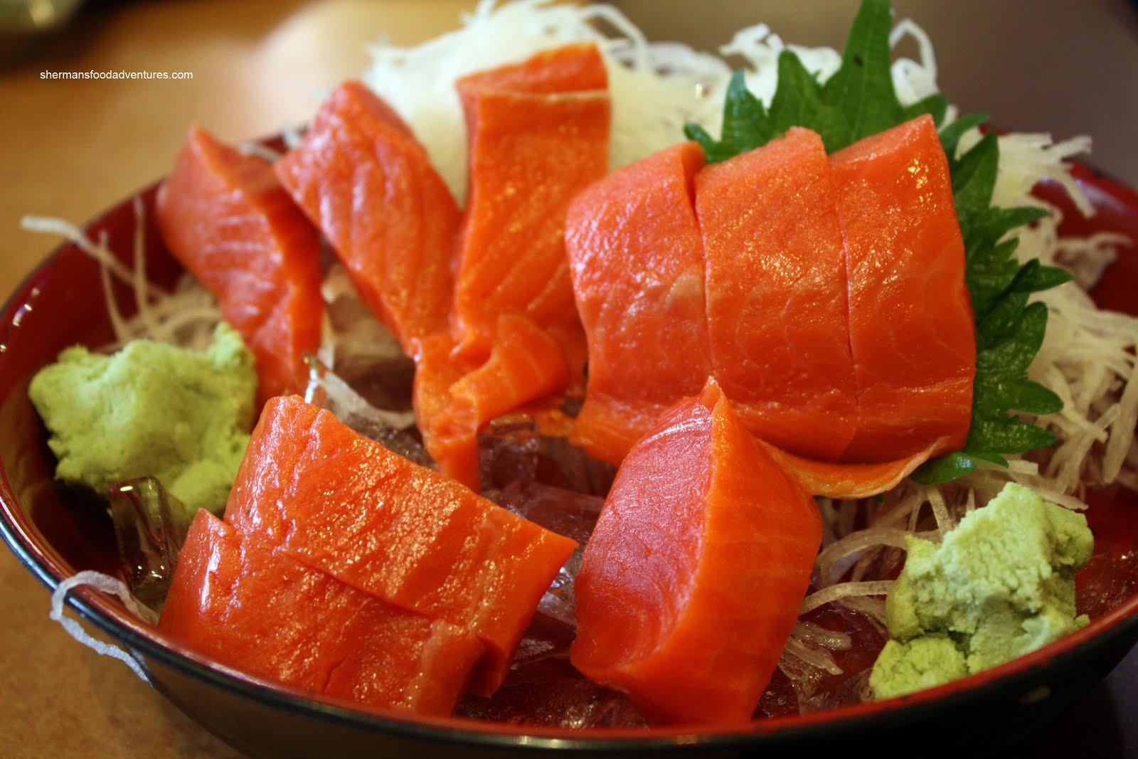 Sashimi salmon for Where to buy sashimi grade fish near me
