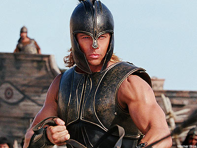 Troy films that will make you want to work out