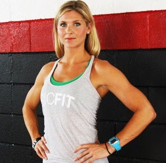 Jessica Sharratt hottest crossfit girls