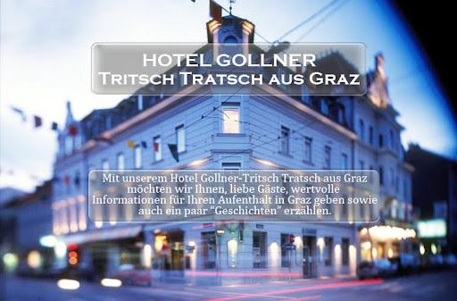 Hotel Gollner-Tritsch Tratsch aus Graz