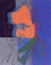 Freud por Andy Warhol