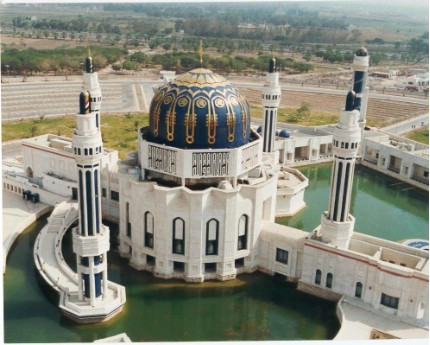 b972a6bd9f40f7797eb1ec3f3e08b894 lm Masjid Saddam di Iraq