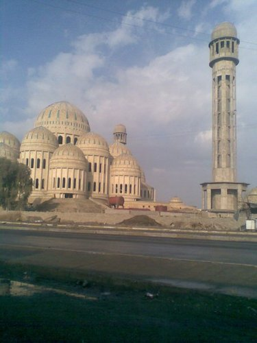 15142743 Masjid Saddam di Iraq