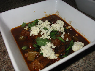 Recipe: Greek lamb stew