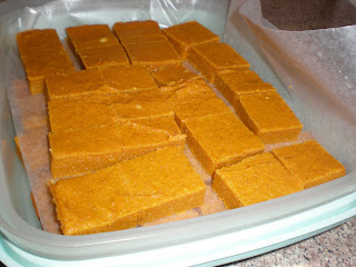Recipe: Pumpkin mochi