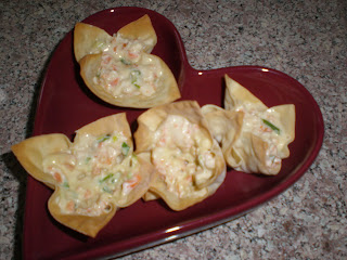 PC Shrimp Wontons