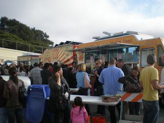 Off the Grid - Food Truck Gatherings in SF