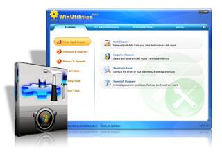 WinUtilities Pro WinUtilities Pro v10.34 + Sérial