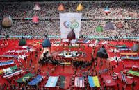 World Cup 2010 Closing Ceremony live streaming - FIFA world cup finale Live Sopcast online from fifa2010worldcuponline.blogspot.com