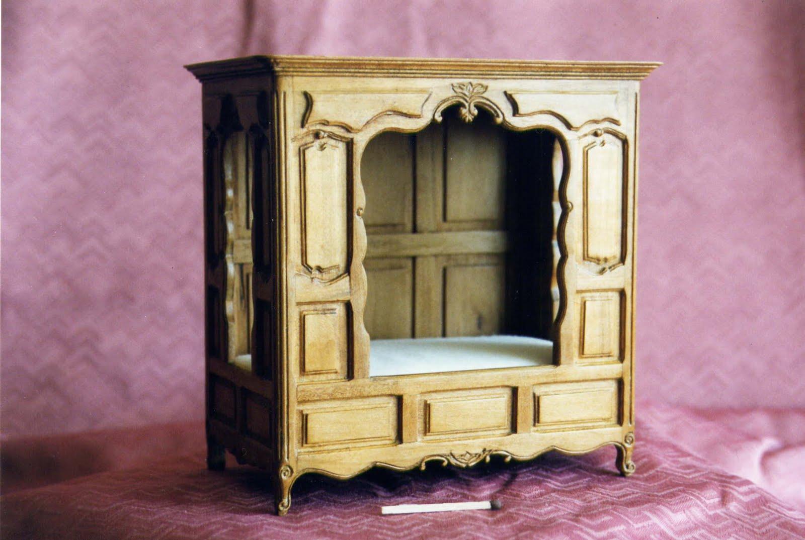 Le Monde En Miniature Le Mobilier