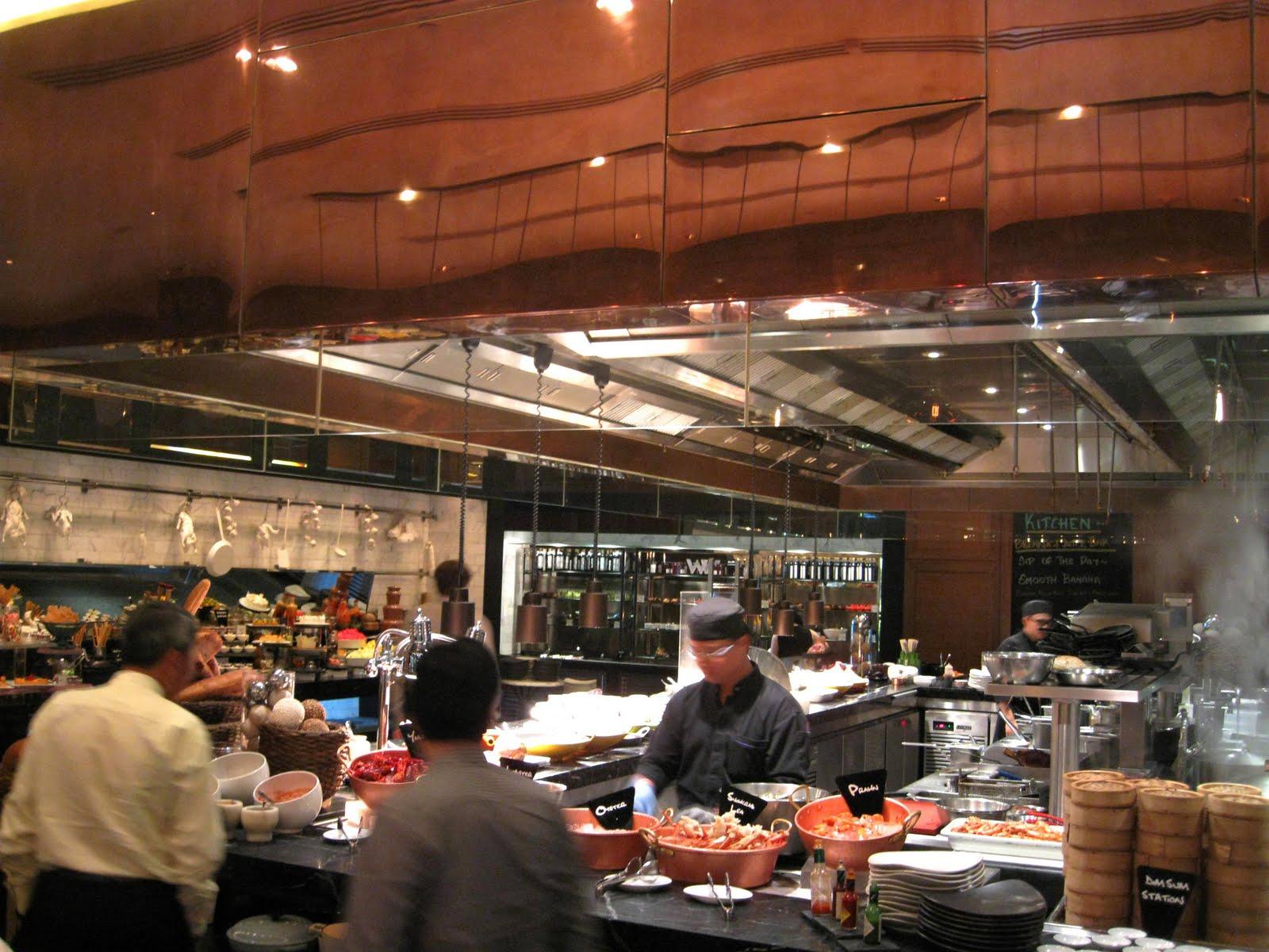 EdEats...: Hong Kong - Kitchen @ W Hotel