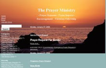 Online Prayer Ministry