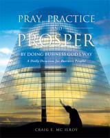Pray, Practice & Prosper