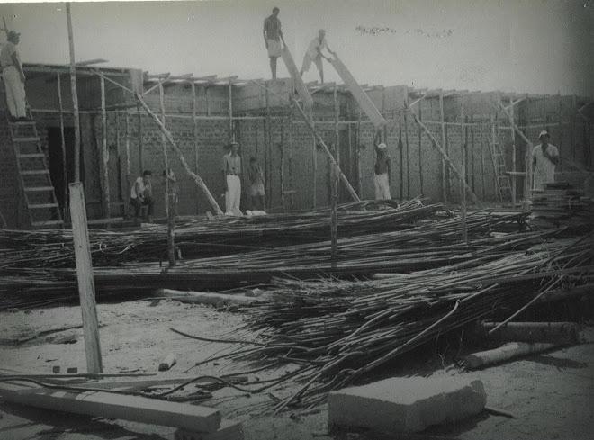 CONSTRUÇÃO DO GINÁSIO DE RECREIO EM 1966