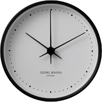 Georg Jensen Henning Koppel Clock