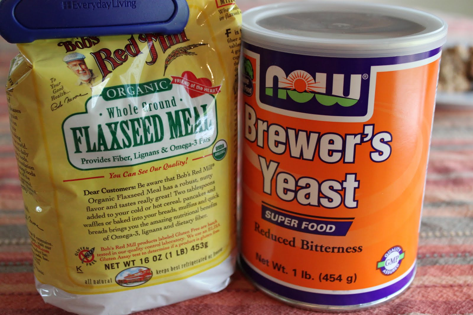Brewers yeast lactation cookies recipe