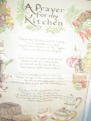 Kitchen's Prayer