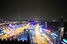 Copenhage à noite