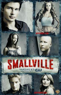 Smallville 8ª Temporada - Dublado
