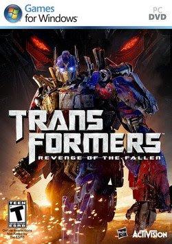 baixar jogo computador Transformers 2