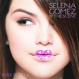 Selena Gomez Kiss e Tell - cd 2009