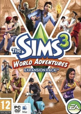 download The Sims 3 World Adventures