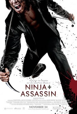 Filme Ninja Assassino dvdrip legenda dublado