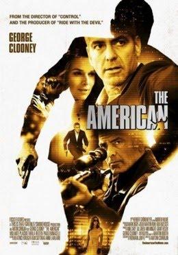 Filme Poster The American CAM RMVB Legendado