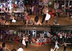 latin show and party