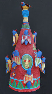 The Yoruba Crown, by  Cathy Dorris