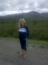 Me in Alaska with Brad