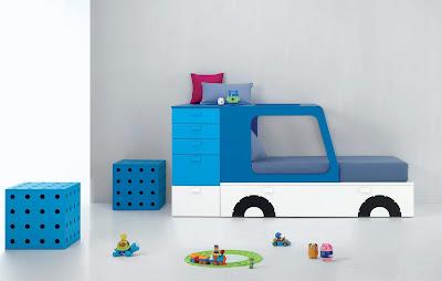 foto dormitorio niños