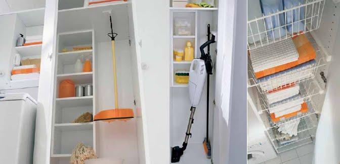 Lavar y planchar a gusto decorar tu casa es for Muebles para lavanderia de casa