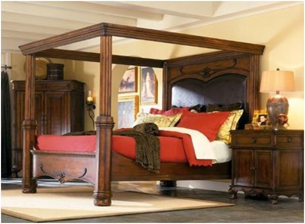 fotos de dormitorios romanticos