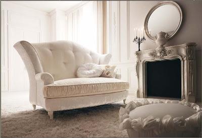 Elegantes Sofas de diseño