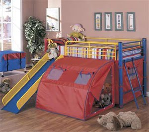 Decora y disena fotos camas infantiles divertidas - Camas infantiles divertidas ...