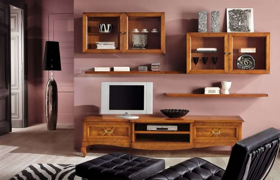 Muebles para televisor de sala - Muebles para televisores ...