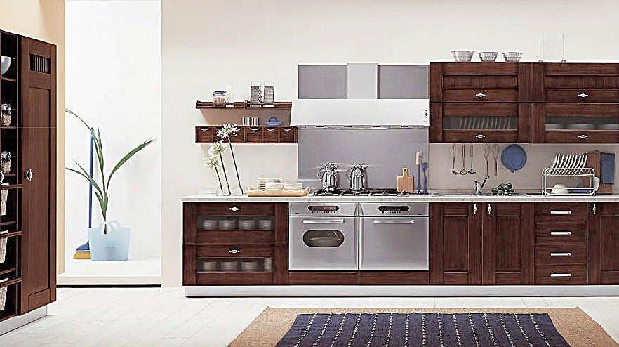 Dise o cocinas for Cocinas en espacios chicos