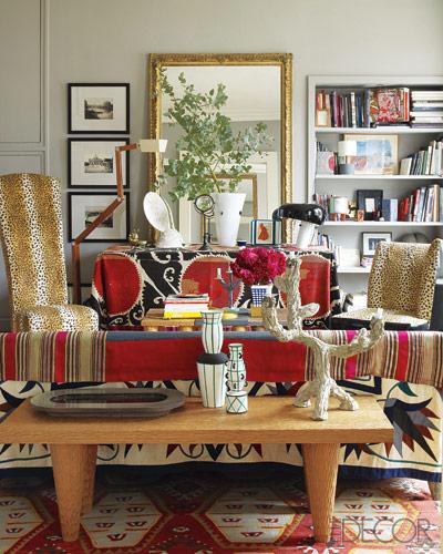 Decora y disena decoraci n interior estampado animal for Decoracion hogar leopardo