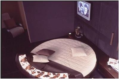 camas redondas