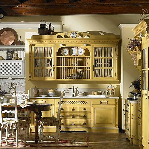 Decora y disena 10 fotos de cocinas estilo cl sico for Cocinas clasicas