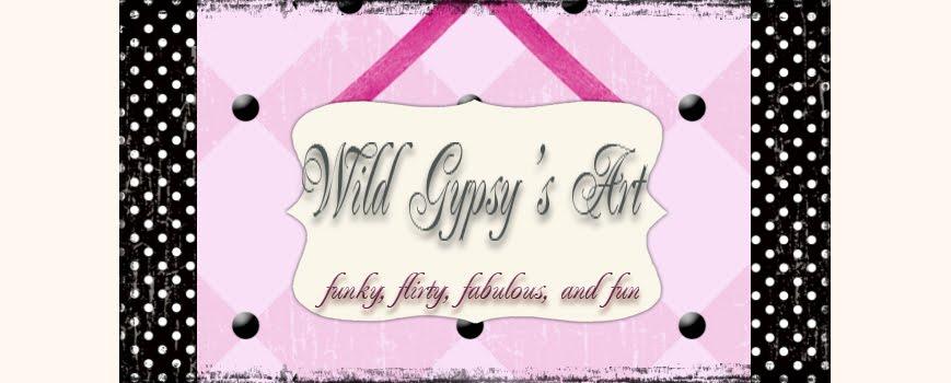Wild Gypsy's Art