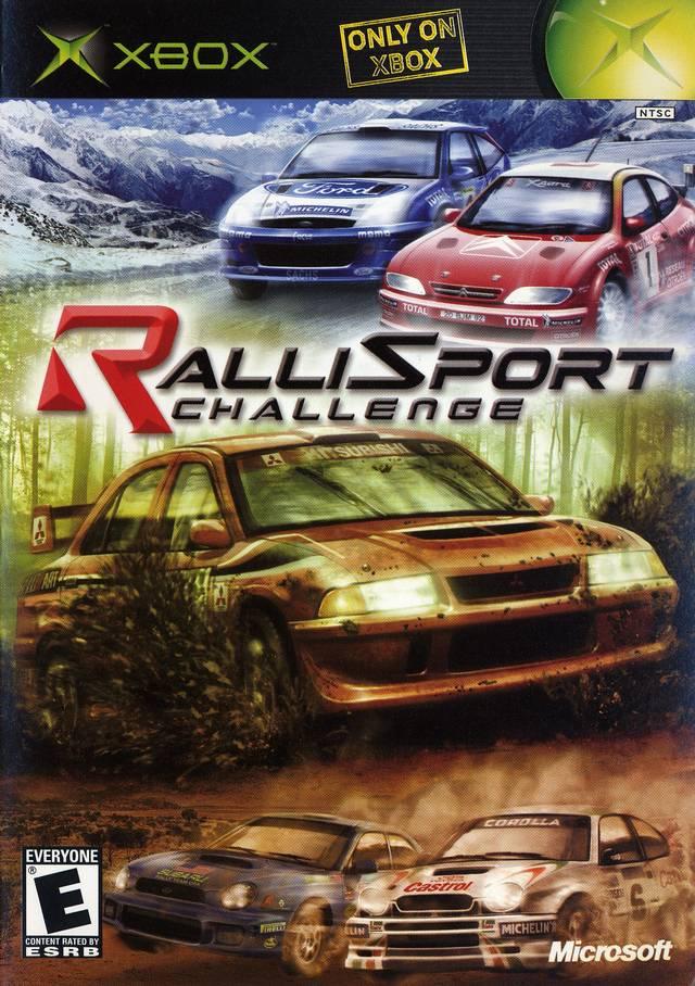 Rallisport Challenge  Ice Racing Cars